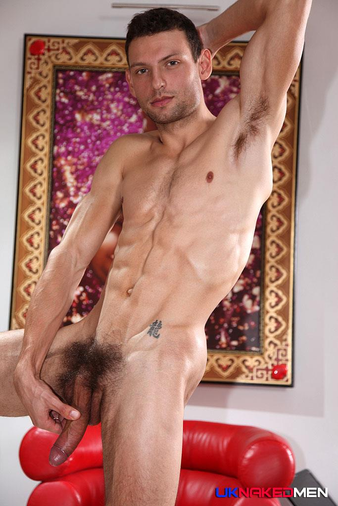 UK-Naked-Men-Tony-Wilder-Young-Guy-With-A-Huge-Uncut-Cock-Masturbation-Amateur-Gay-Porn-13 British Hunk Tony Wilder Jerking Off His Massive Uncut Cock