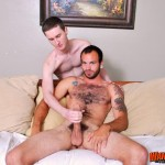 Wank-This-Maxx-Fitch-and-Josh-Pierce-Huge-White-Cock-Barebacking-A-Tight-White-Ass-Amateur-Gay-Porn-06-150x150 Hairy Maxx Fitch Bareback Fucking A Tight White Ass With His Huge Cock