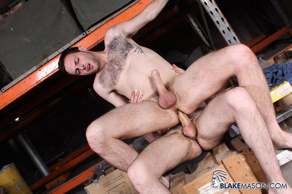Blake-Mason-Riley-Tess-And-Jonny-Parker-Hairy-British-Guys-With-Big-Uncut-Cocks-Fucking-Amateur-Gay-Porn-15 Horny, Hairy, Uncut British Guys Fucking In A Warehouse