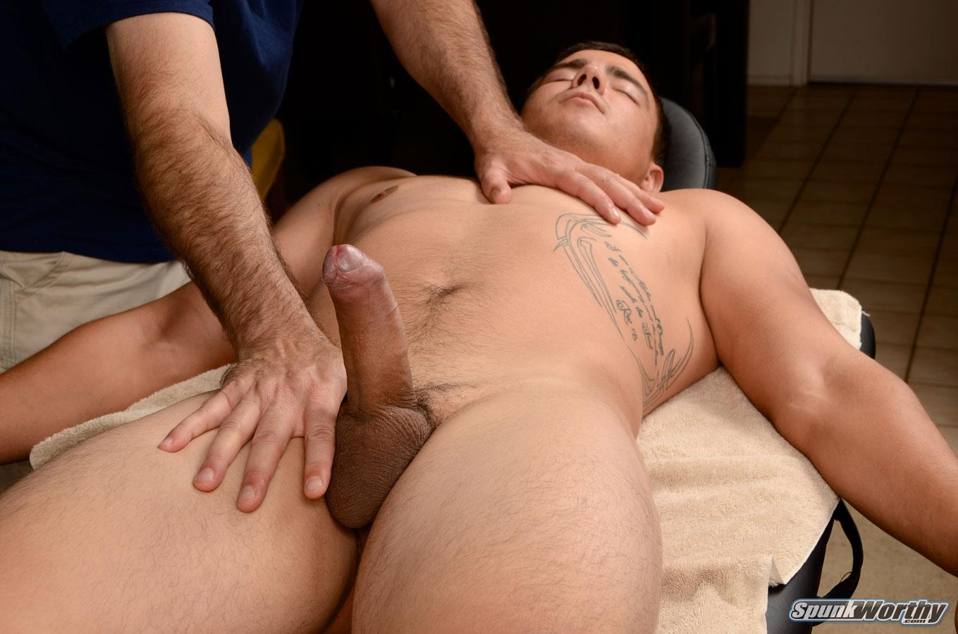 SpunkWorthy-Yuri-Straight-Marine-Getting-Massage-With-A-Happy-Ending-Big-Uncut-Cock-Amateur-Gay-Porn-13 Straight Uncut Marine Gets A Massage With A Happy Ending From A Guy